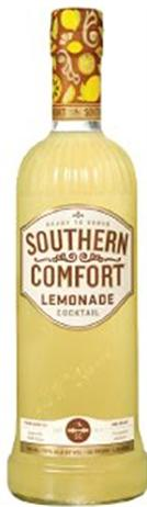 Southern Comfort Liqueur Lemonade Cocktail